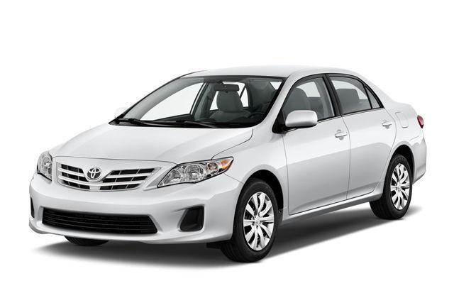 Hire car for 6 adults